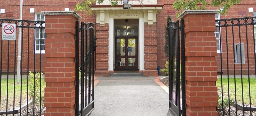 Footscray High School - Barkly Campus Exterior