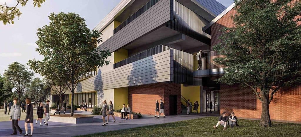 Footscray High School - Barkly Campus