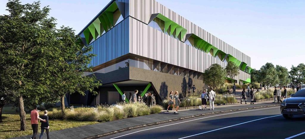 Footscray High School - Pilgrim Campus